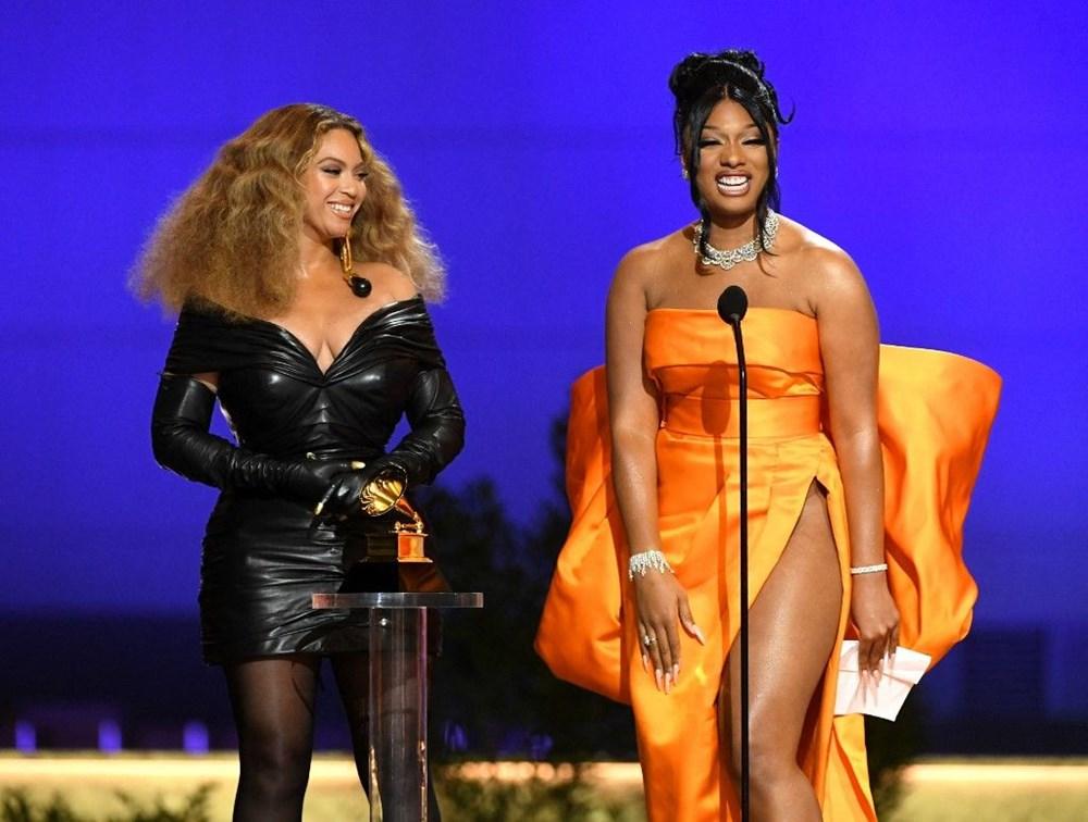 2021 Grammy Ödülleri'nin sahipleri belli oldu - 1