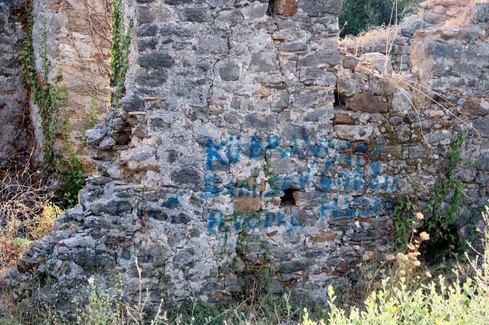 Naula Antik Kenti'nde tahribat - 2'nde tahribat - 2