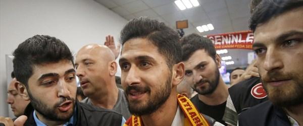 """""""Galatasaray benim çocukluk hayalim"""""""