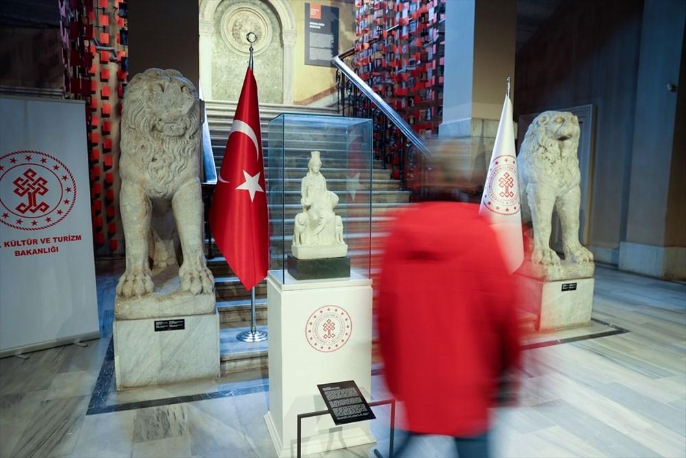 Afyonkarahisar'da, Kybele heykeli bekleniyor - 8