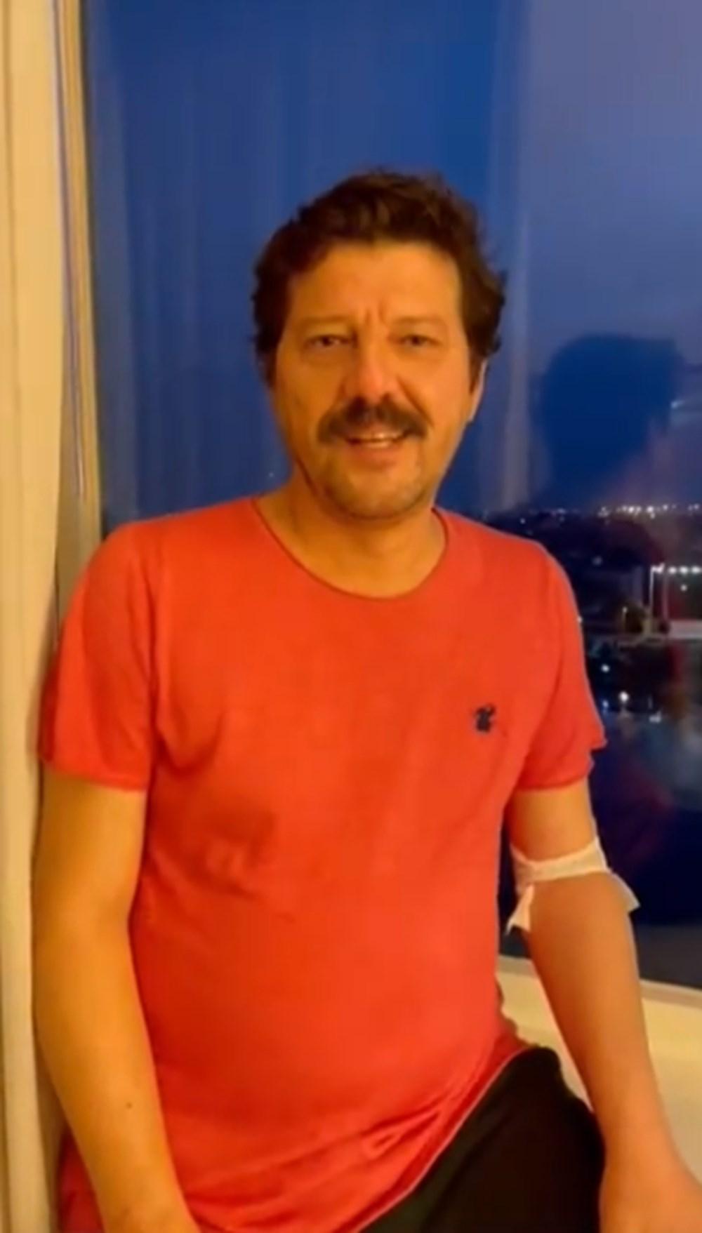 Otomobili takla atan oyuncu İlker Aksum'dan açıklama - 4