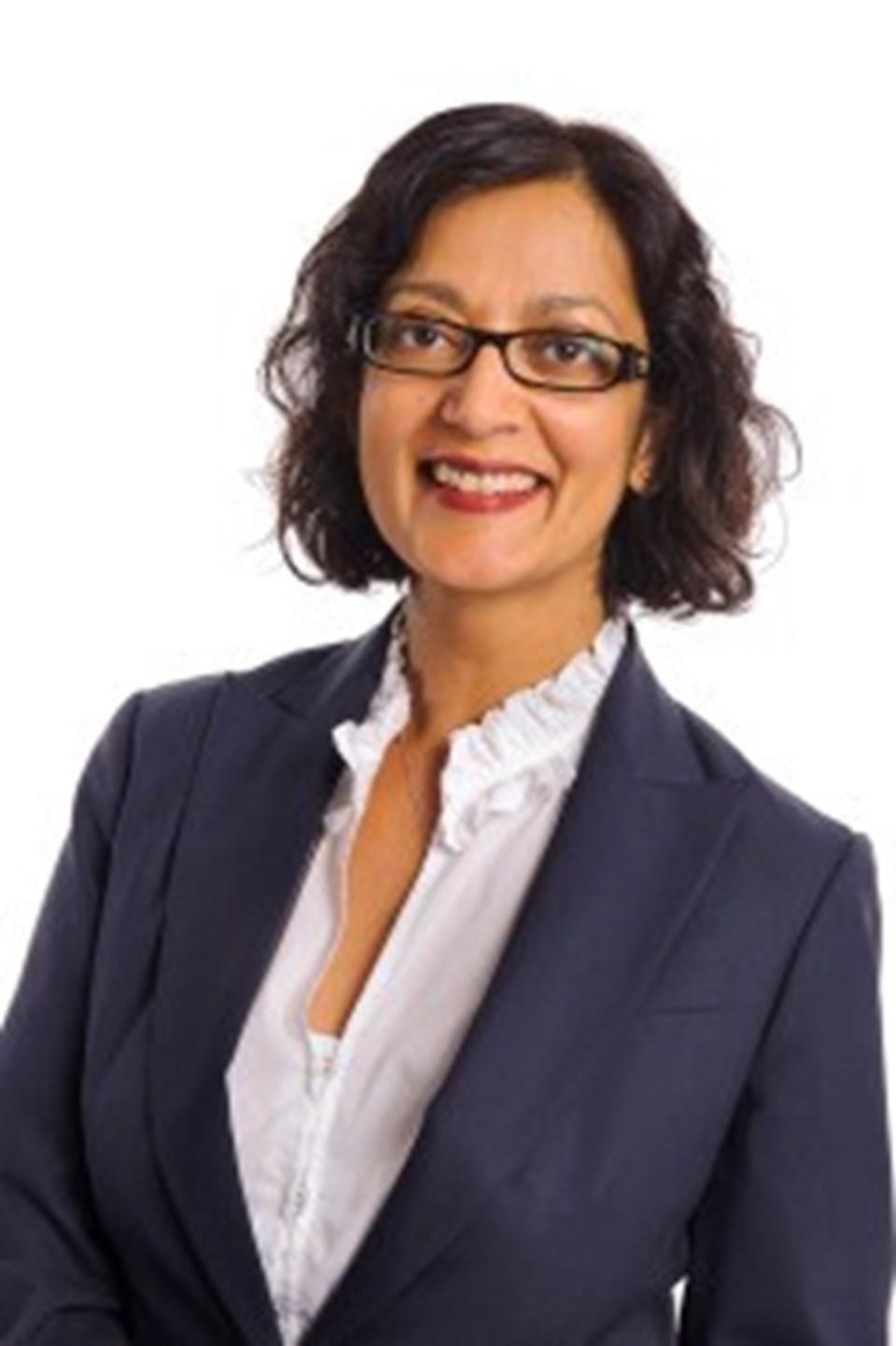 Ericsson Kıdemli Başkan Yardımcısı ve Strateji Direktörü Rima Qureshi