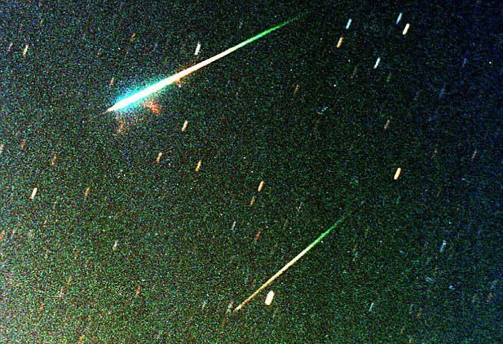 Leonid meteor yağmuru için geri sayım (Leonid meteor yağmuru ne zaman?) - 9