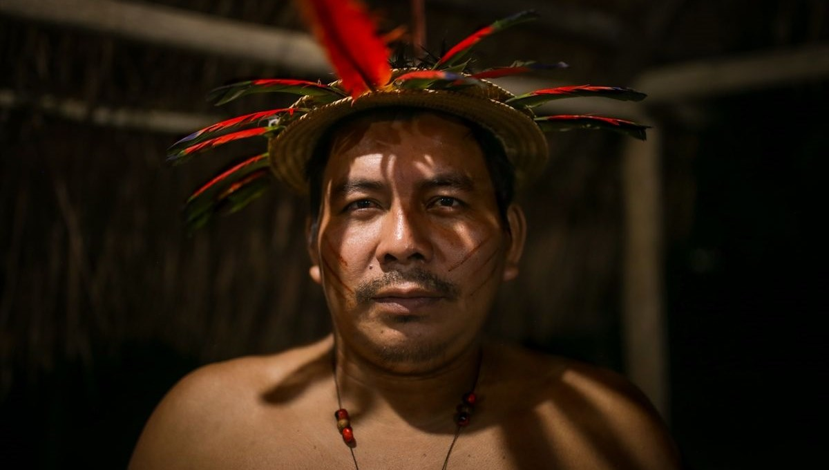 Eastern Tukano Indians living in the Colombian Amazon