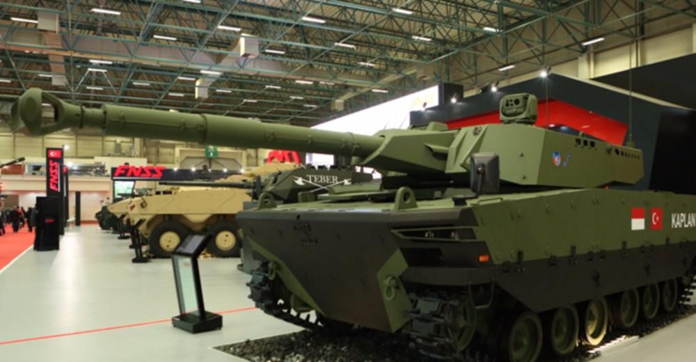 Dijital birliğin robot askeri Barkan göreve hazırlanıyor (Türkiye'nin yeni nesil yerli silahları) - 180