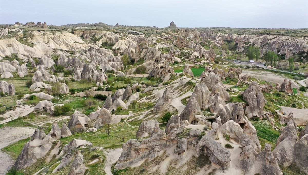 Turkey's second geopark to be established in Cappadocia