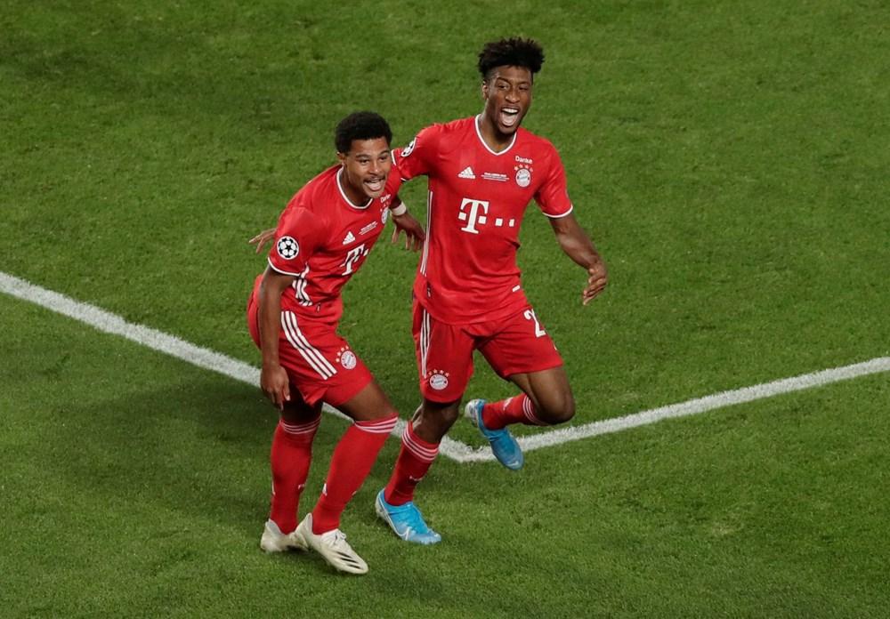 Şampiyonlar Ligi 2019-2020 sezonu şampiyonu Bayern Münih - 11
