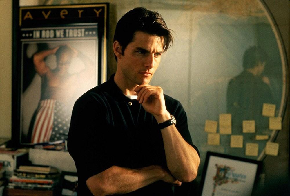 Hollywood'un yaşlanmayan yıldızı Tom Cruise - 17