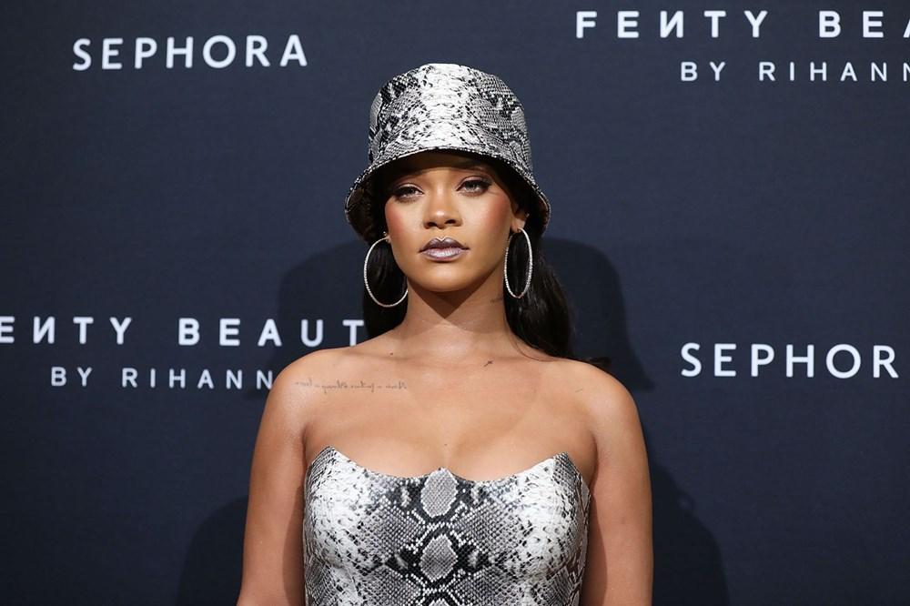 Rihanna'dan yeni albüm açıklaması: Bu bir meydan okuma - 5