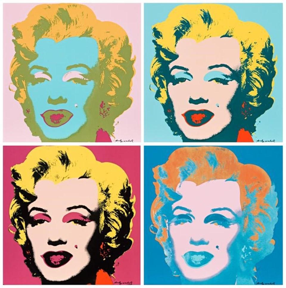 """Kemal Cıngıllıoğlu, """"Dört Marilyn""""i, 2 yıl önce ünlü Rus işadamı Mikhail Fridman'dan 44 milyon dolara satın almıştı."""