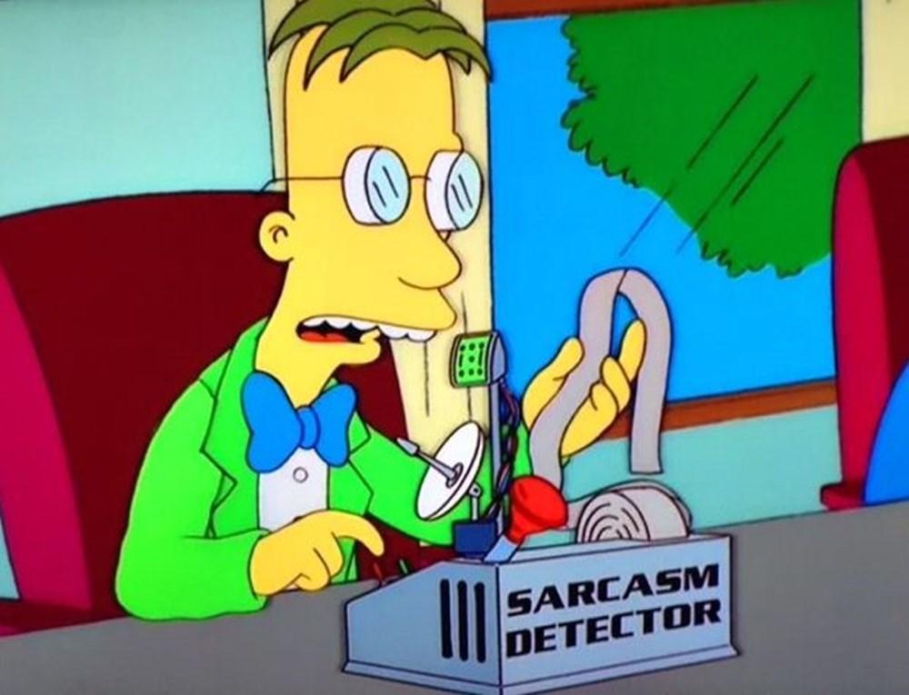 Simpsonlar'ın (The Simpsons) kehaneti yine tuttu: Biden ve Harris'in yemin törenini 20 yıl önceden bildiler - 30