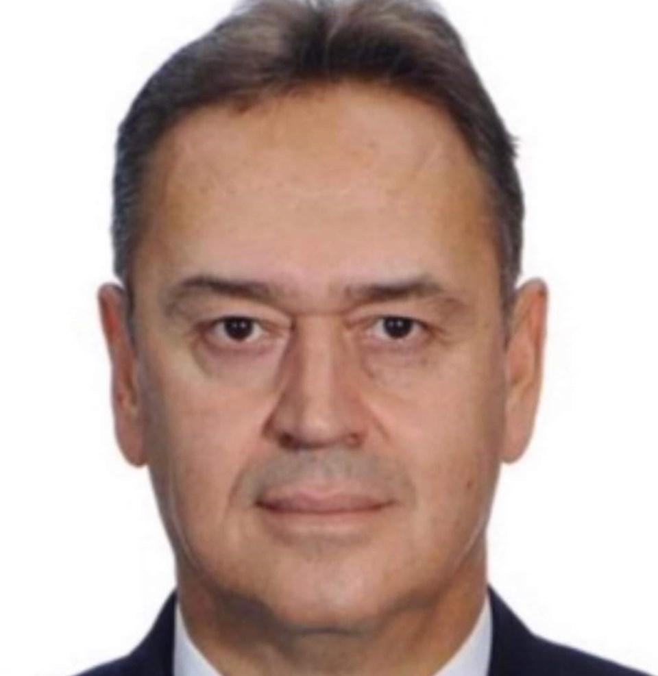 Kaptan pilot Doğan Susin
