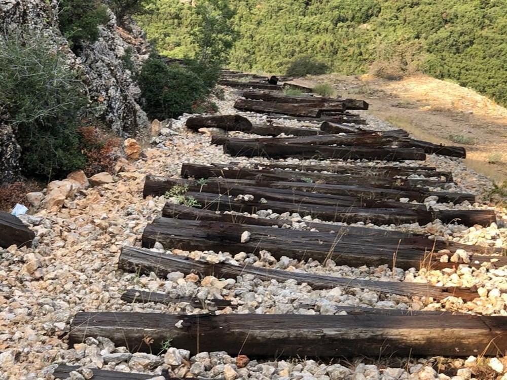 Kurtuluş Savaşı'nın sembollerinden Eğirdir Tren Garı restorasyon bekliyor - 5