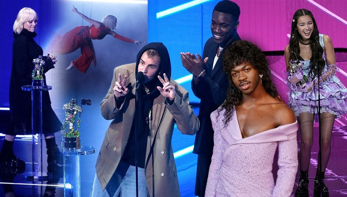2021 MTV Video Müzik Ödülleri sahiplerini buldu