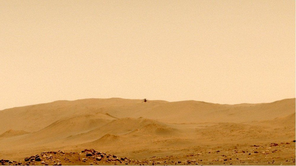 Perseverance Mars'ta 100 gün geçirdi: Kızıl Gezegen'den en etkileyici fotoğraflar - 8
