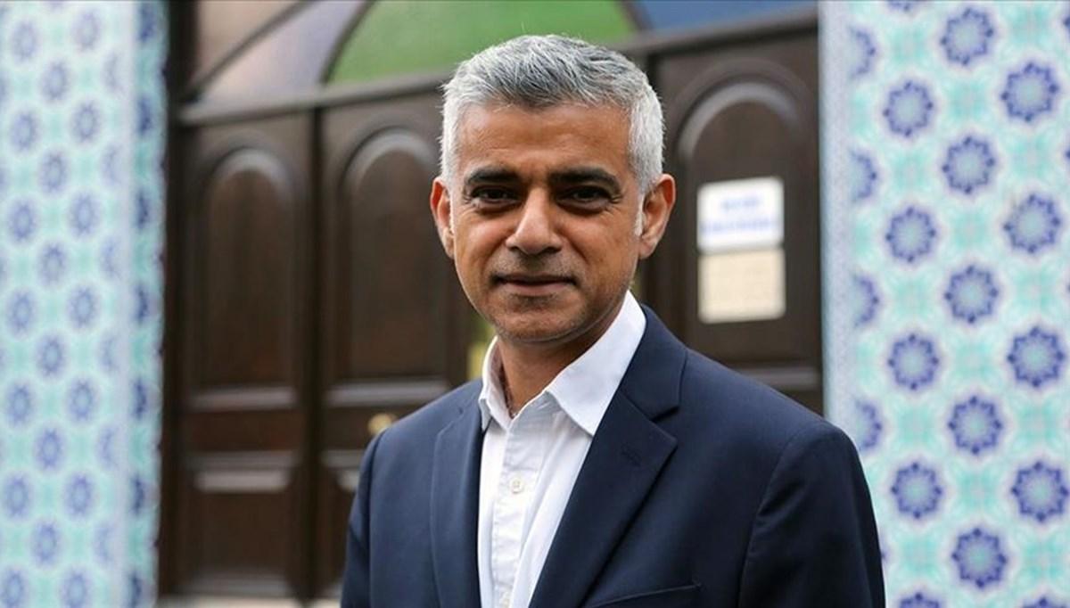 Sadık Han ikinci kez Londra Belediye Başkanı oldu