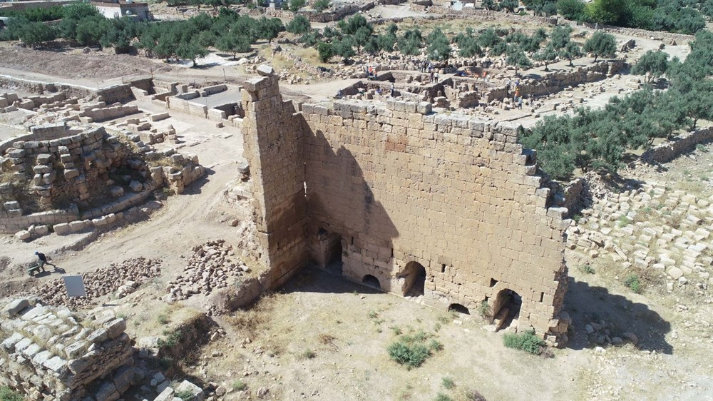 'Dara Antik Kenti üç yıl içinde UNESCO Listesi'ne girecek' - 6