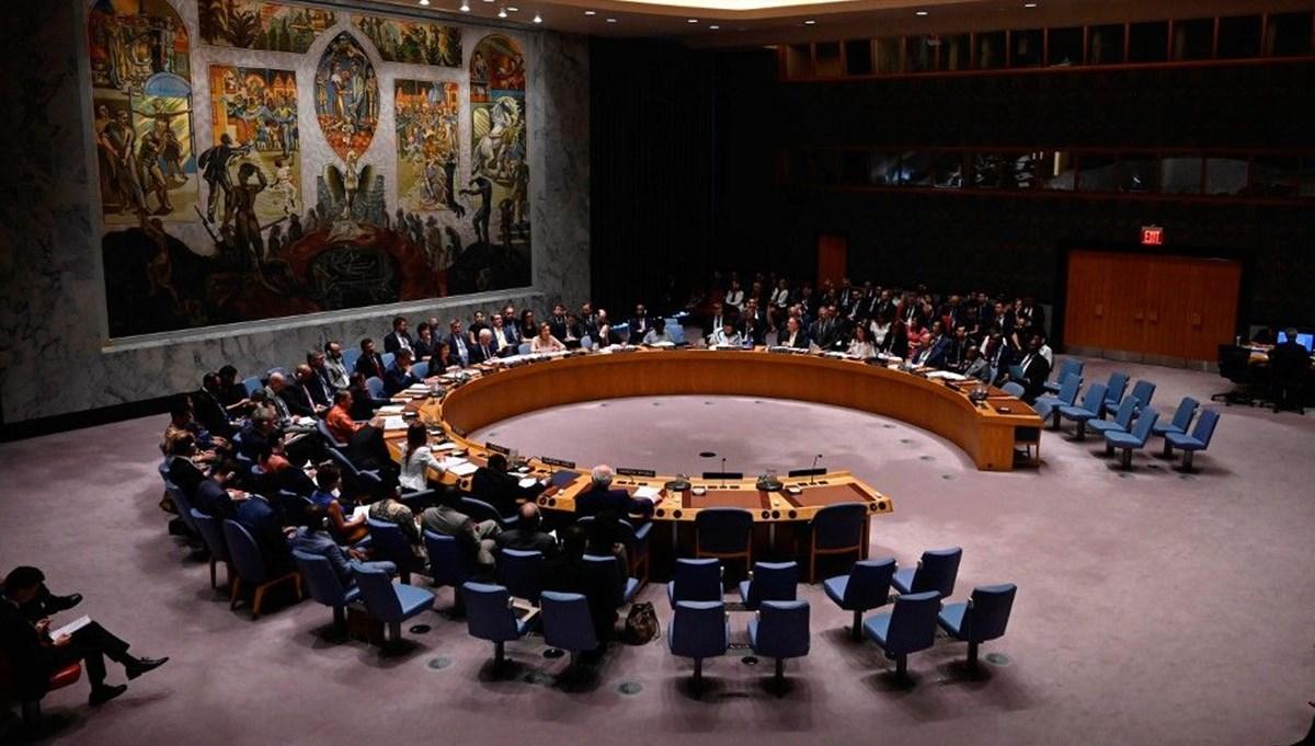 ABD'den İran yaptırımları için BM'ye yeni öneri