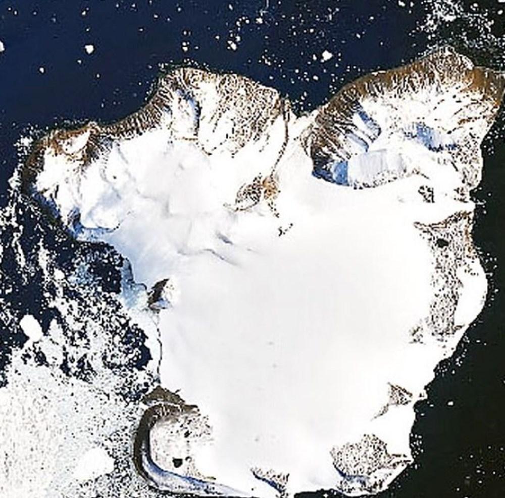 NASA Ankara'dan fotoğraf paylaştı (Astronotların gözünden gezegenimiz) - 49