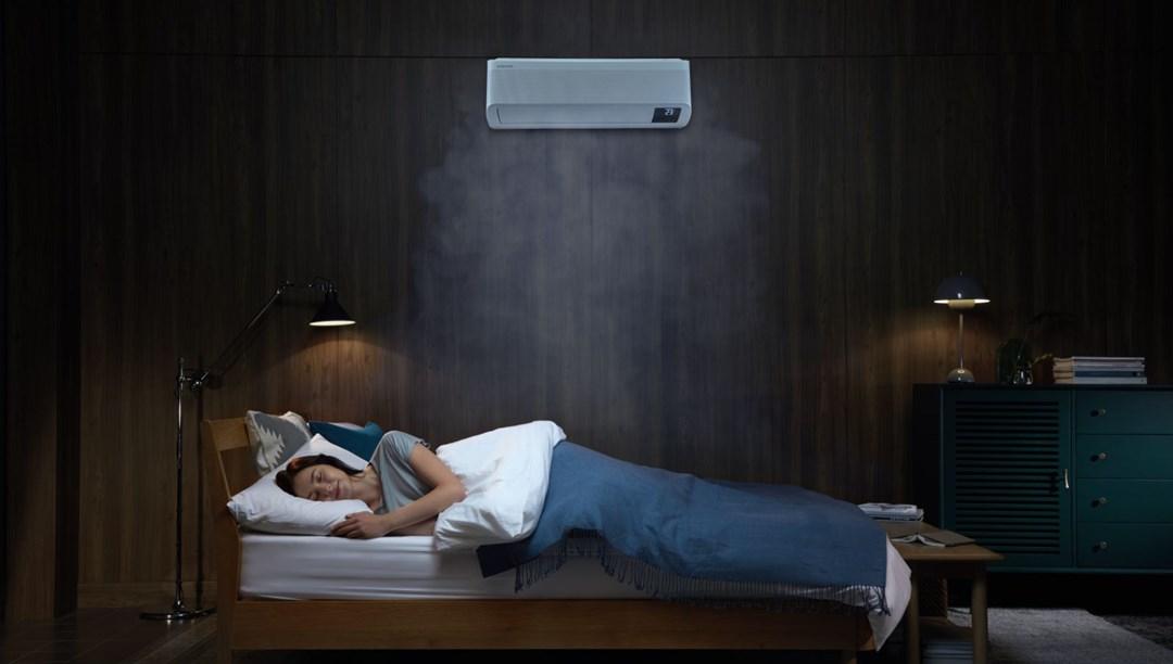 Samsung Wind-Free™ klima ile yazın rüzgârsız serinlik artık mümkün!