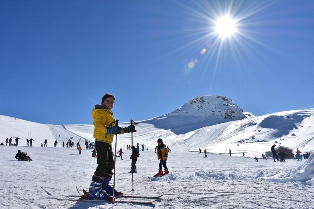 Burası Alp Dağları değil, Hakkari Merga Bütan Kayak Merkezi - 7