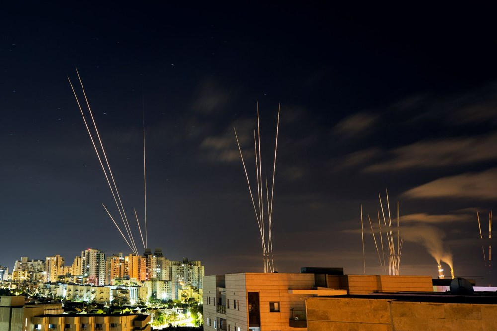 Israel's air strikes continue: loss of life increased to 147 - 9