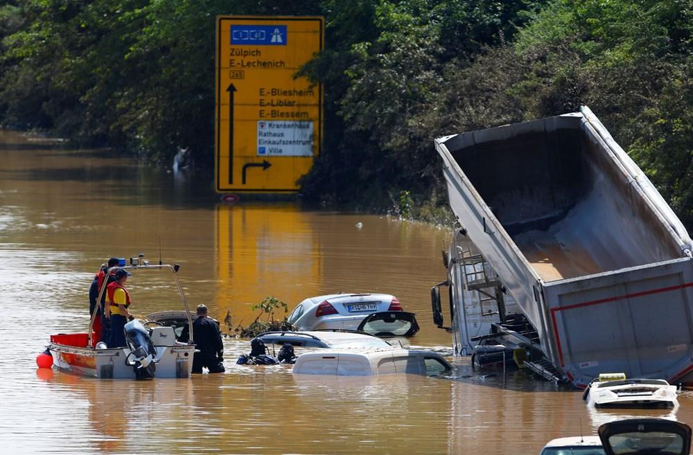 Almanya'da sel felaketinde ölü sayısı 156'ya yükseldi - 8