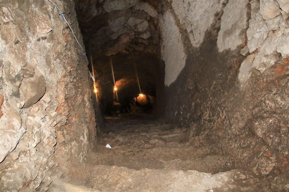Harput Kalesi'nde 7 yılda 110 bin adet obje - 4