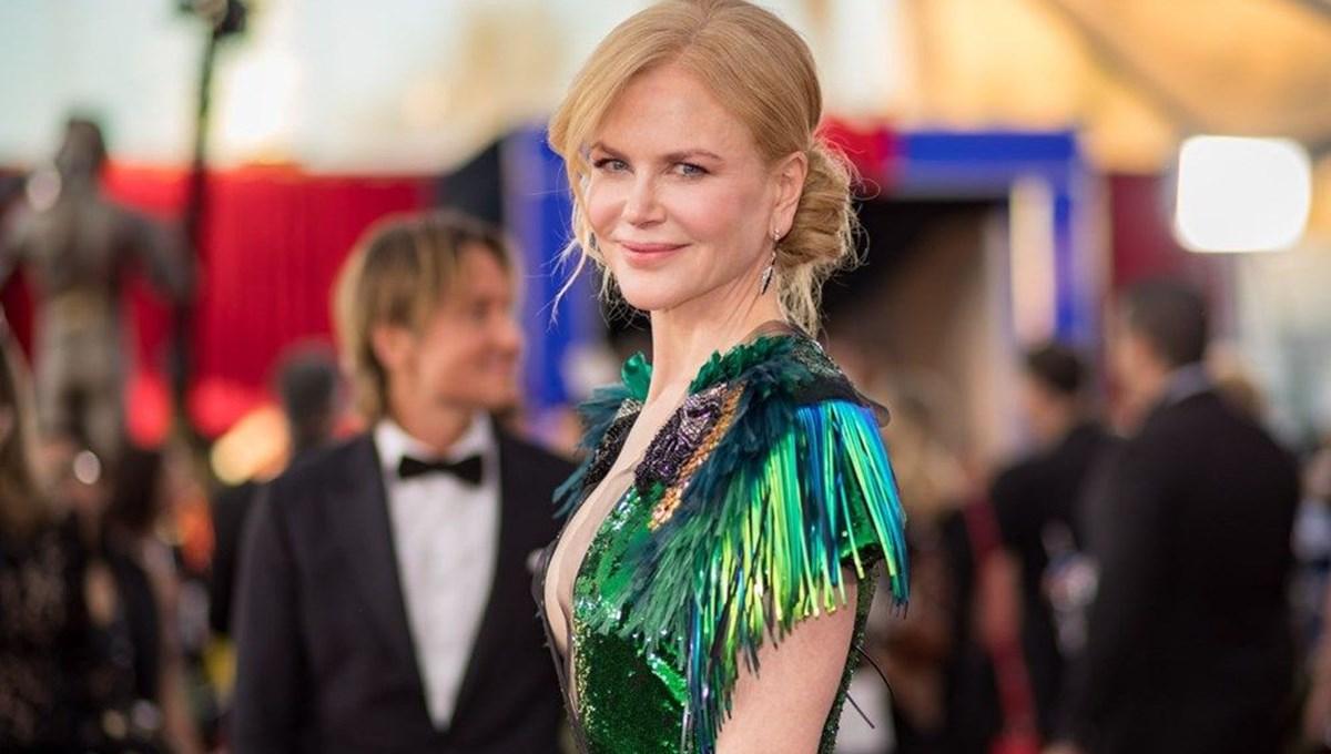 Nicole Kidman: 10 çocuğum olmadığı için pişmanım