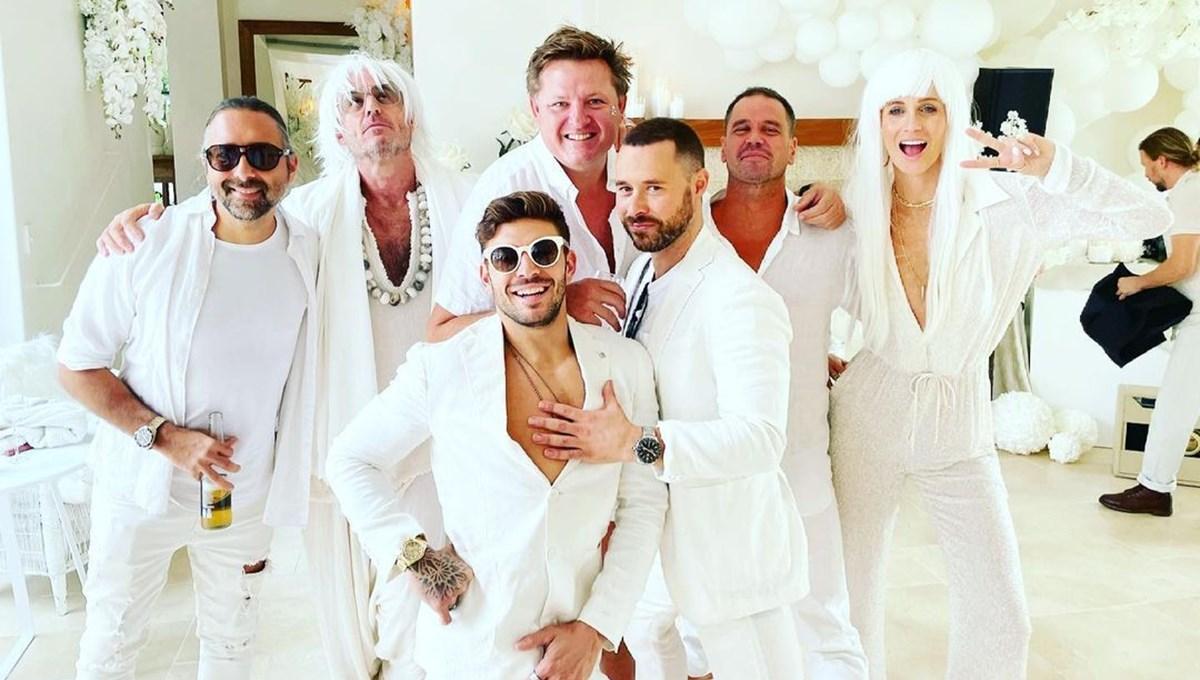 Chris Hemsworth-Elsa Pataky çifti ev partisiyle gündemde
