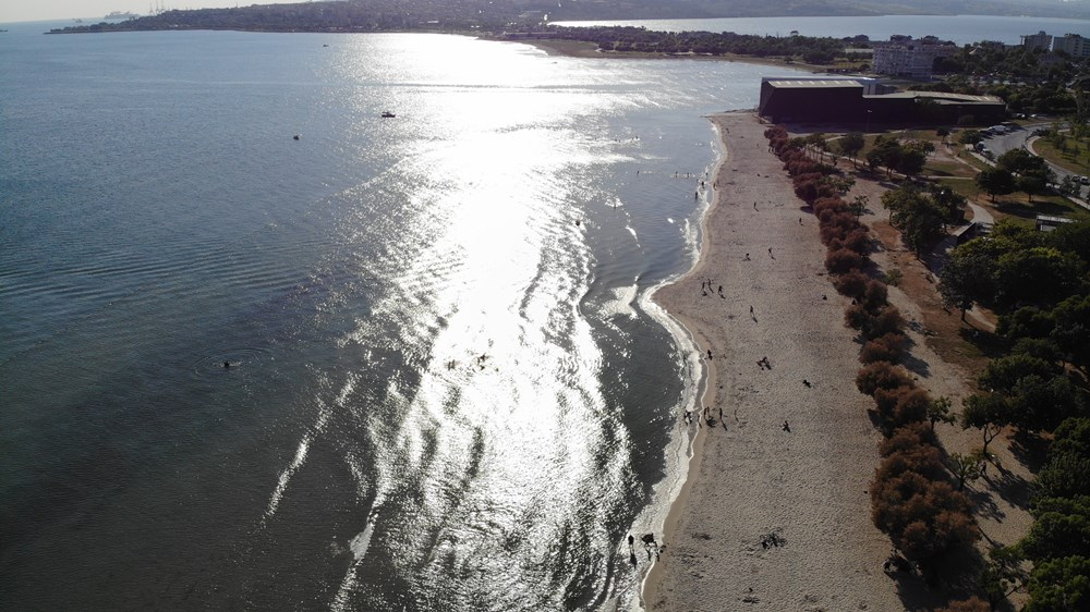 Bir yanda deniz keyfi, bir yanda müsilaj temizliği - 5