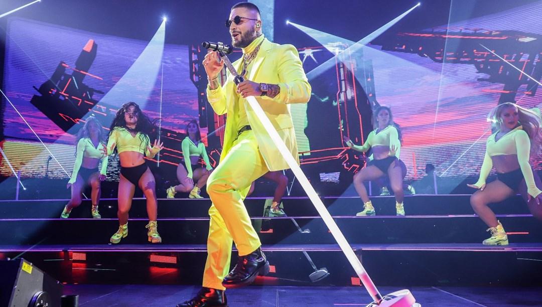 Maluma'nın İstanbul konseri ertelendi