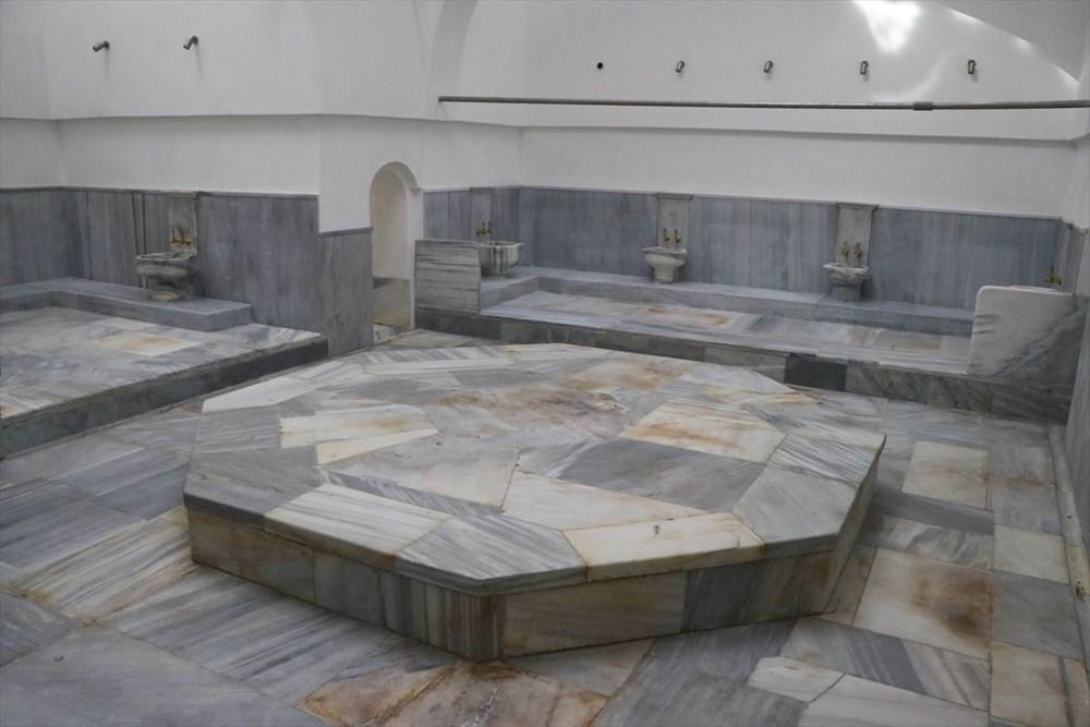 Tekirdağ'da restorasyonu tamamlanan Osmanlı'dan kalma tarihi Yalı Hamamı kapılarını yeniden açacak - 4