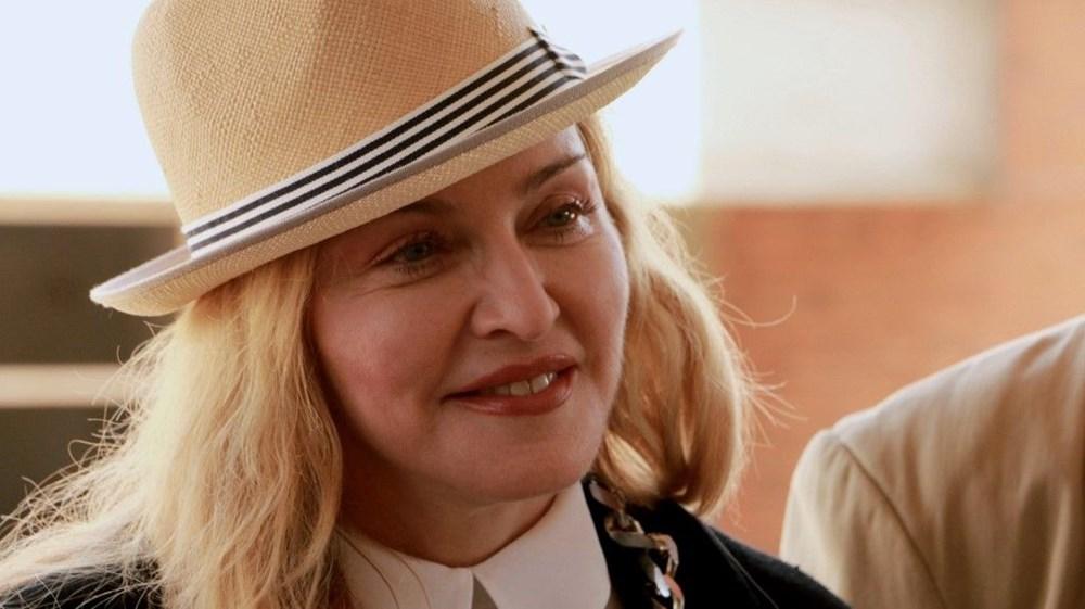 Madonna kendi hayatının filmini kendi çekecek - 2