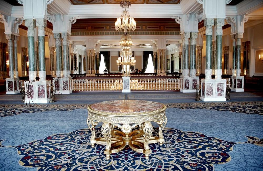 Dünyanın en görkemli müzelerinden birisi: Topkapı Sarayı - 6