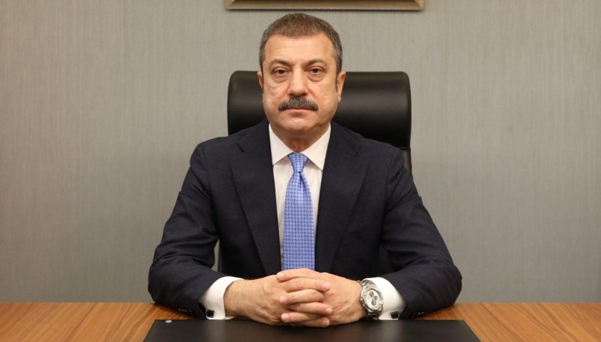 TCMB Başkanı Kavcıoğlu'ndan faiz mesajı