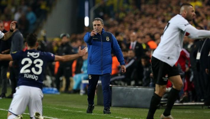 Ersun Yanal: Teknik direktörü olmayan Fenerbahçe galip geldi