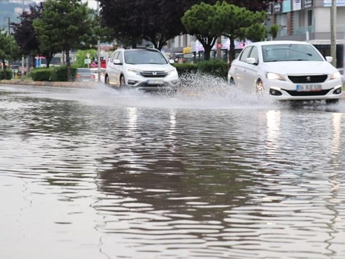 Doğu Anadolu'daki 4 il için sel uyarısı