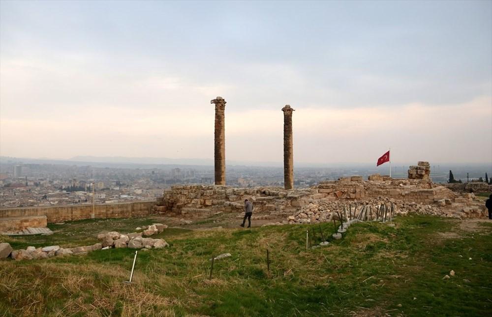 Urfa'nın tarihi kalesi gün yüzüne çıkarılıyor - 6