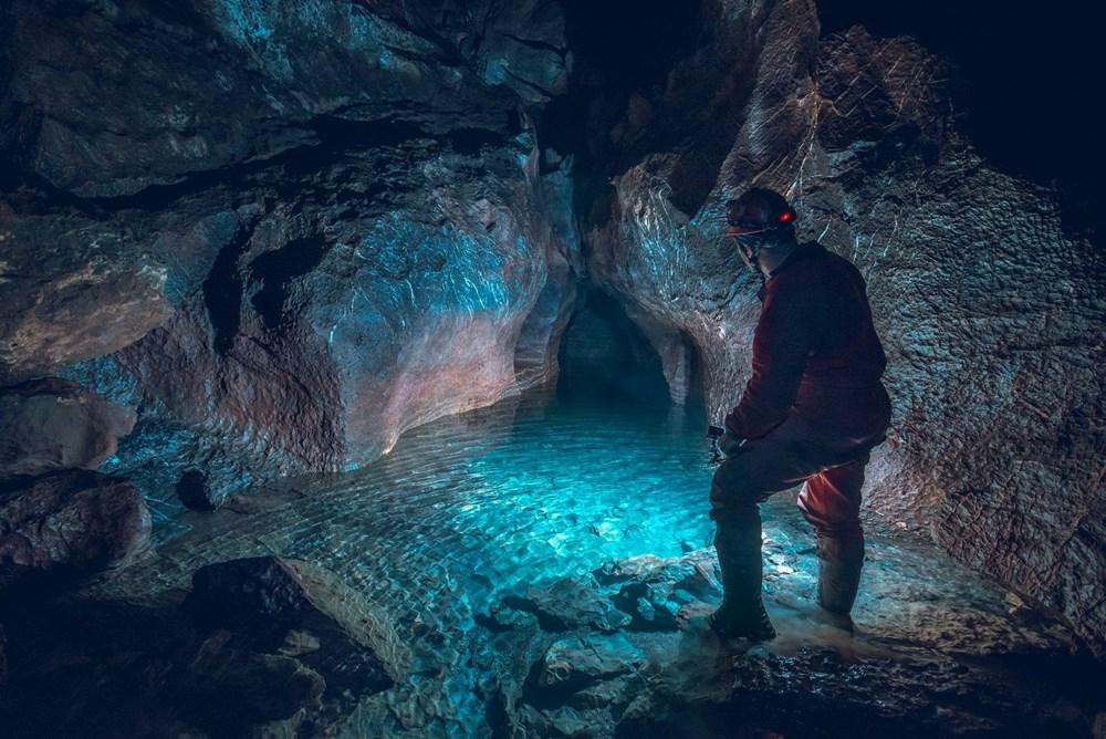 Safranbolu Bulak Mağarası'nda gizemli bir not bulundu: İkiniz orada mısınız? Biz burada sizi arıyoruz - 1