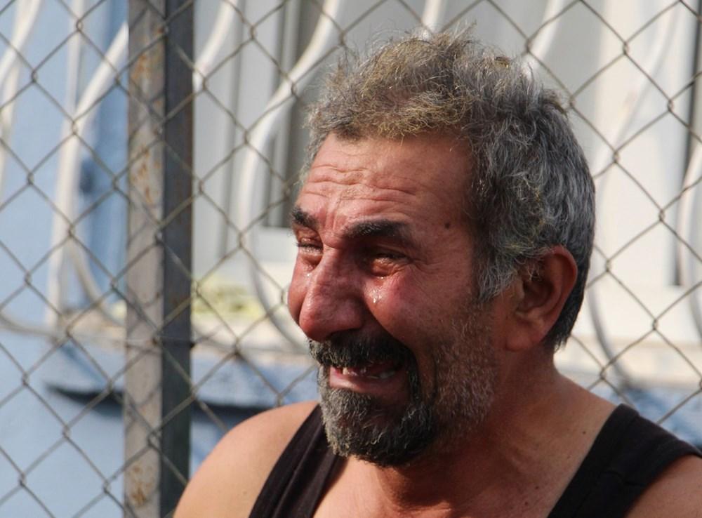 Antalya'da ağlatan yangın - 3