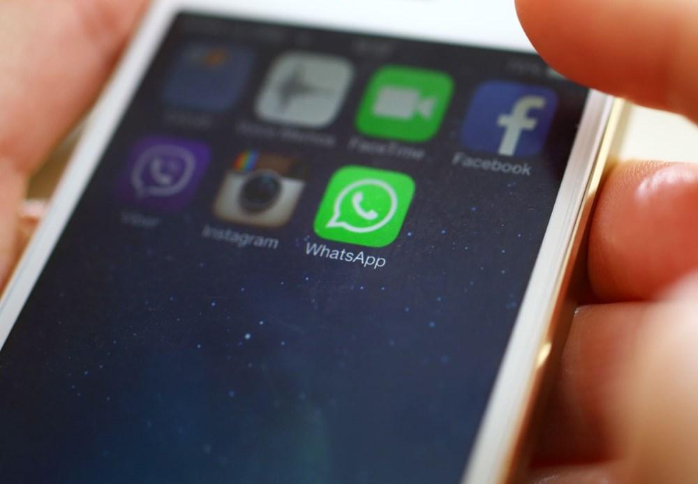 WhatsApp'tan yeni özellik: 5 kereyle sınırlandırıldı - 2