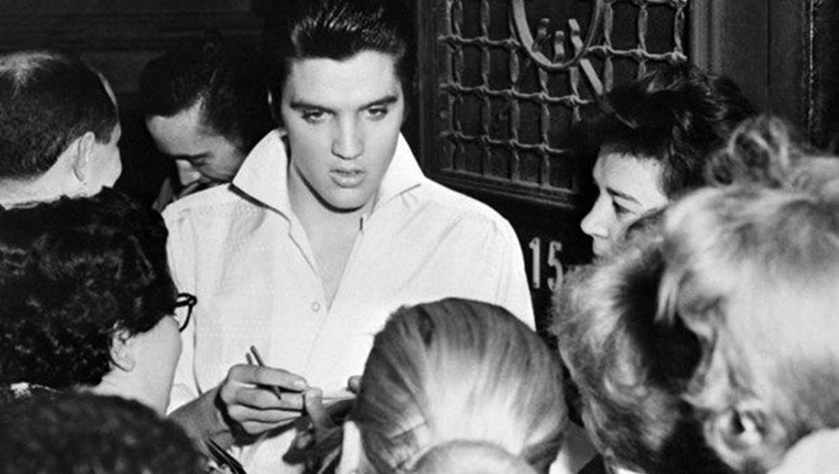 Rock'n Roll'un Kralı Elvis Presley'in hayatı (86. doğum günü)