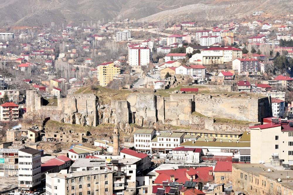 2 yıl önce 9 metre kar tutan Bitlis'te en kurak kış yaşanıyor - 8