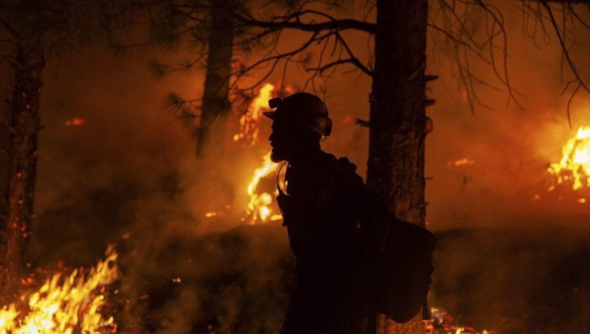 ABD alev alev yanıyor: Bir milyon dönümden fazla alan kül oldu