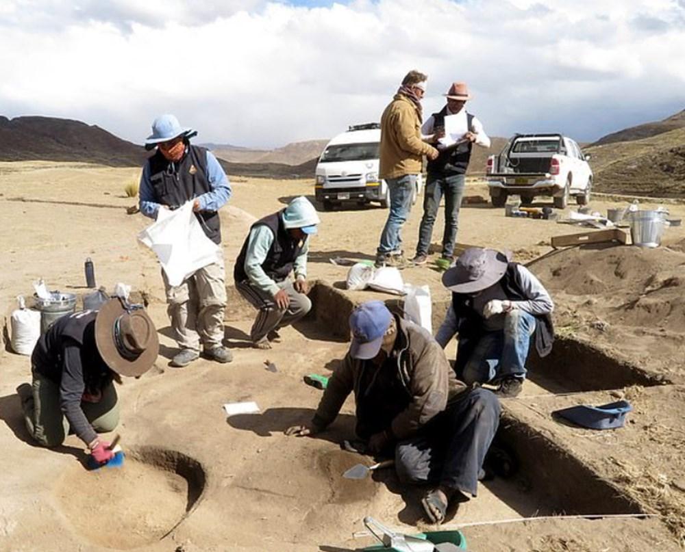 Peru'da bulunan 9 bin yıl önce ölen kadın avcının mezarı, ilk insanlar arasındaki cinsiyet eşitliğini ortaya çıkardı - 4