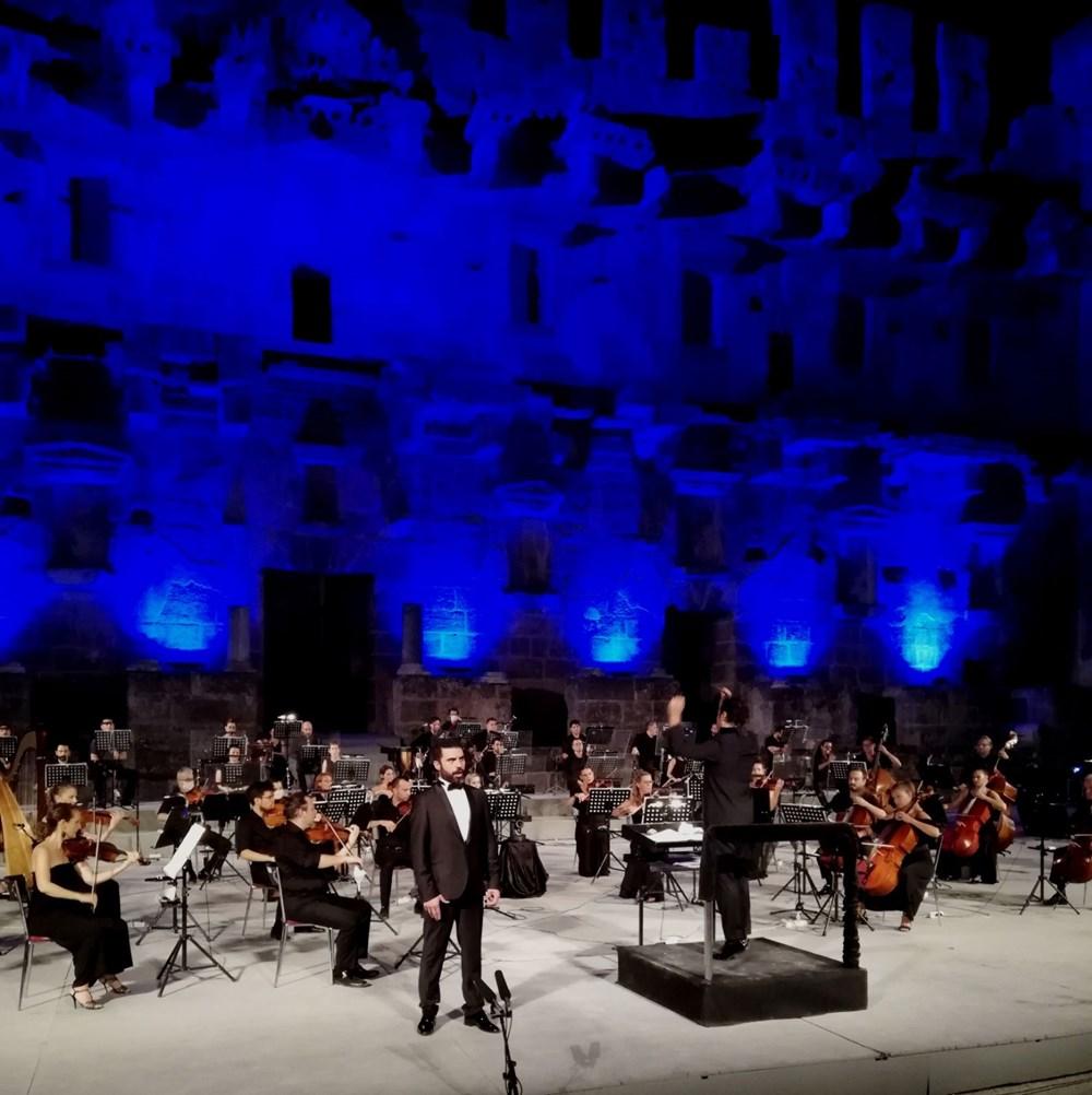 Aspendos Festivali, Genç Opera Yıldızları konseriyle sona erdi - 6