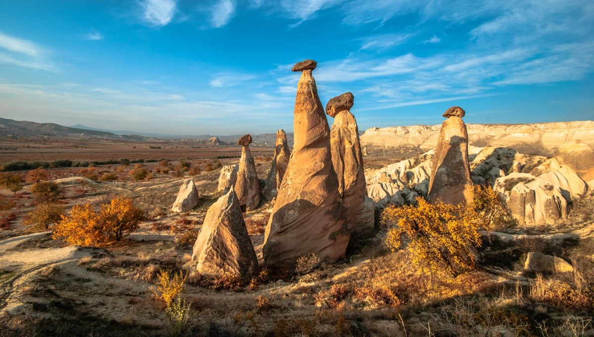 Climate problems waiting for Turkey: Fairy chimneys may disappear