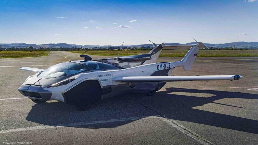 İngiltere, dünyanın ilk uçan otomobil havalimanını inşa ediyor - 2