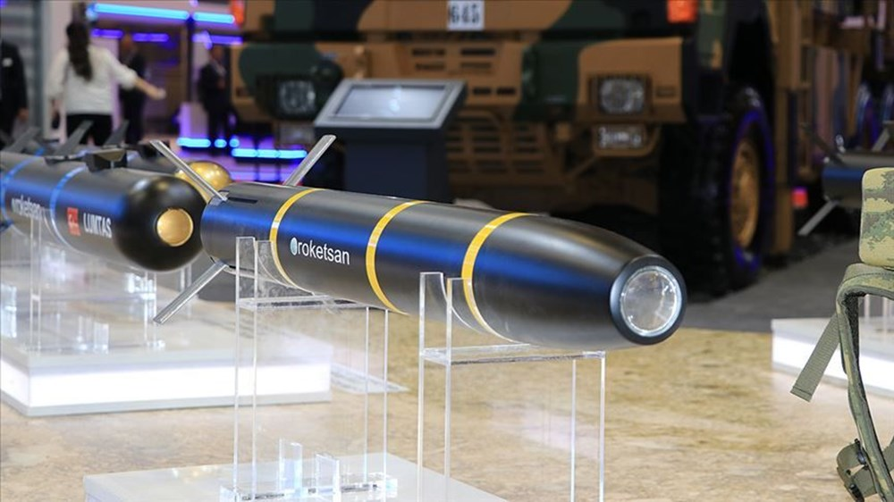 TSK'nın yeni roketatarı 12'den vurdu - 116